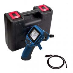 "Boroscópio 5,5mm, Display 2,7"", RCA /USB, Aceita Cartão MicroSD, Filma/Fotografa - Minipa - MBR-270GV"