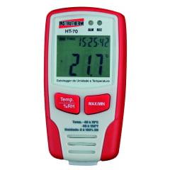 Datalogger (temp/umidade) - HT-70