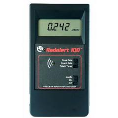 Radiômetro - Detector Radiação Nuclear - Dosímetro de Raio-X - RADALERT-100