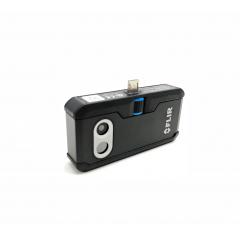 CÂMERA TÉRMICA P/ CELULAR ANDROID - 4.800 PIXELS (-20 °C A 120 °C) - FLIR ONE PRO LT MICRO USB