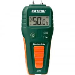 Medidor de Umidade Madeira, Papel, Concreto, Argamassa - Extech - MO-50
