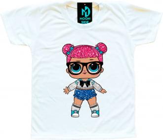 Camiseta Boneca Lol Surprise Teacher's Pet - Série Glitter