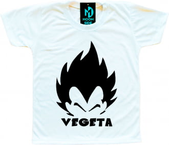 Camiseta Dragon Ball Super Vegeta Hair