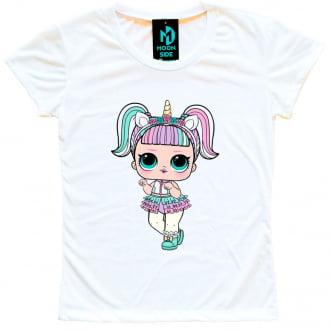 Kit 4 Camisetas LOL Mãe e Filha 2 Adulto + 2 Infantil