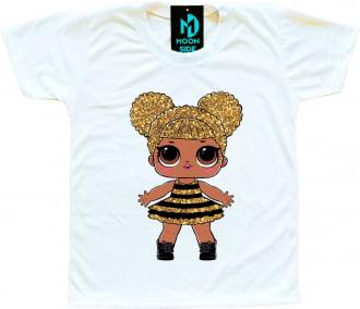 Kit 4 Camisetas LOL Surprise Mais Vendidas