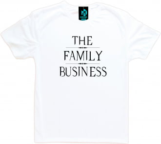 Camiseta Supernatural The Family Business