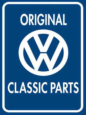 Placa Decorativa Vintage Carros Volks Classic Parts PDV179