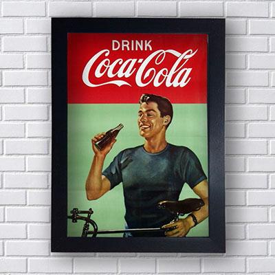 Quadros Coca Cola Drink