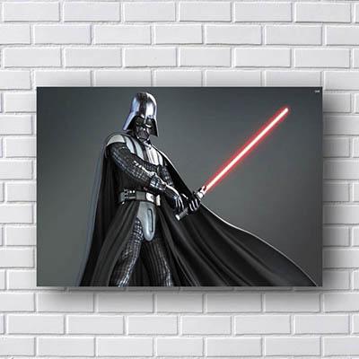 Quadro Darth Vader Star Wars