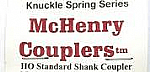 McHenry Couplers