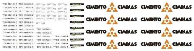 Cimento Ciminas