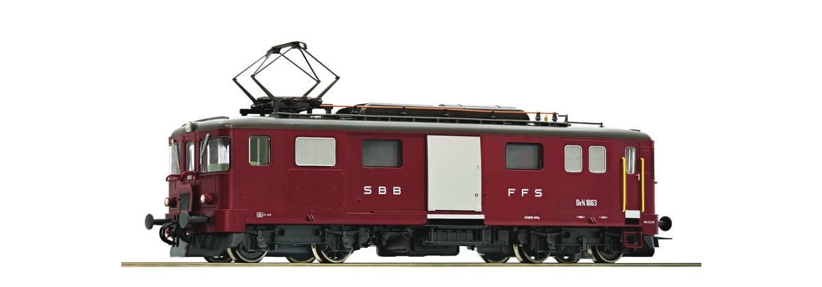 Locomotiva Elétrica SBB
