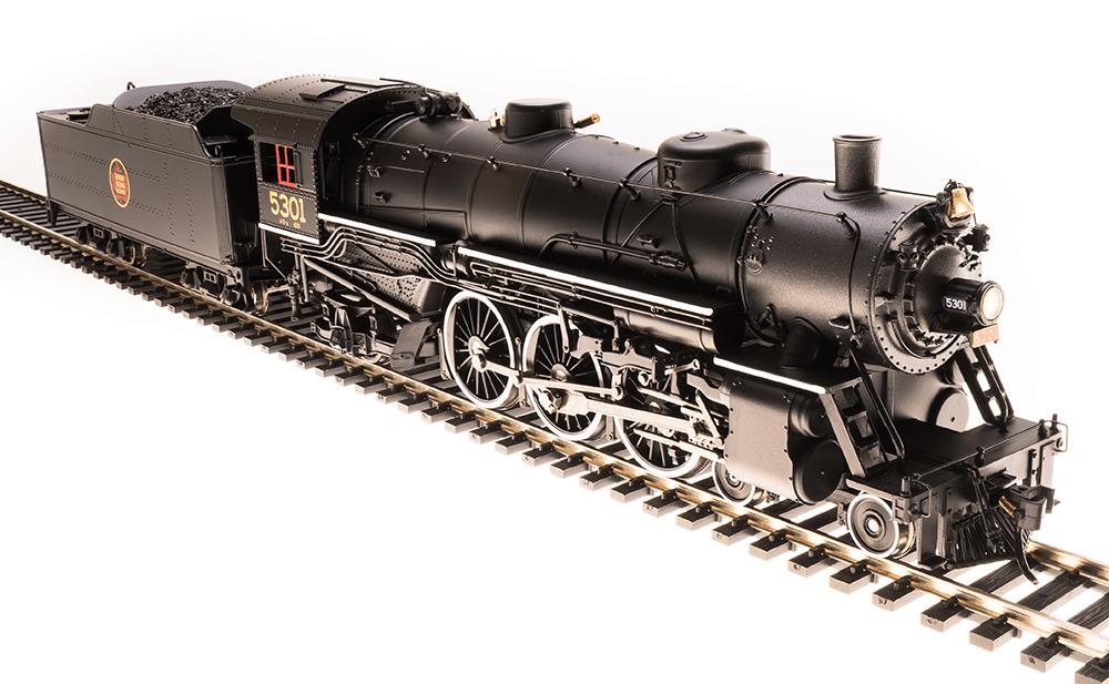 Locomotiva 4-6-2 Pacific Com Som e DCC