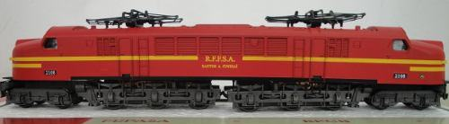 Locomotiva D2 9100 GRG2