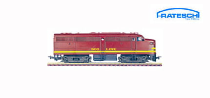 Locomotiva NW2