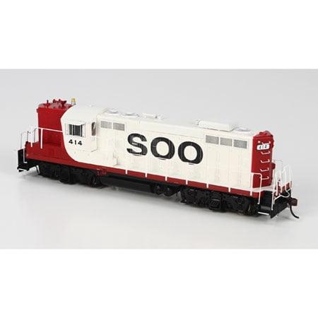 Locomotiva SD45-2
