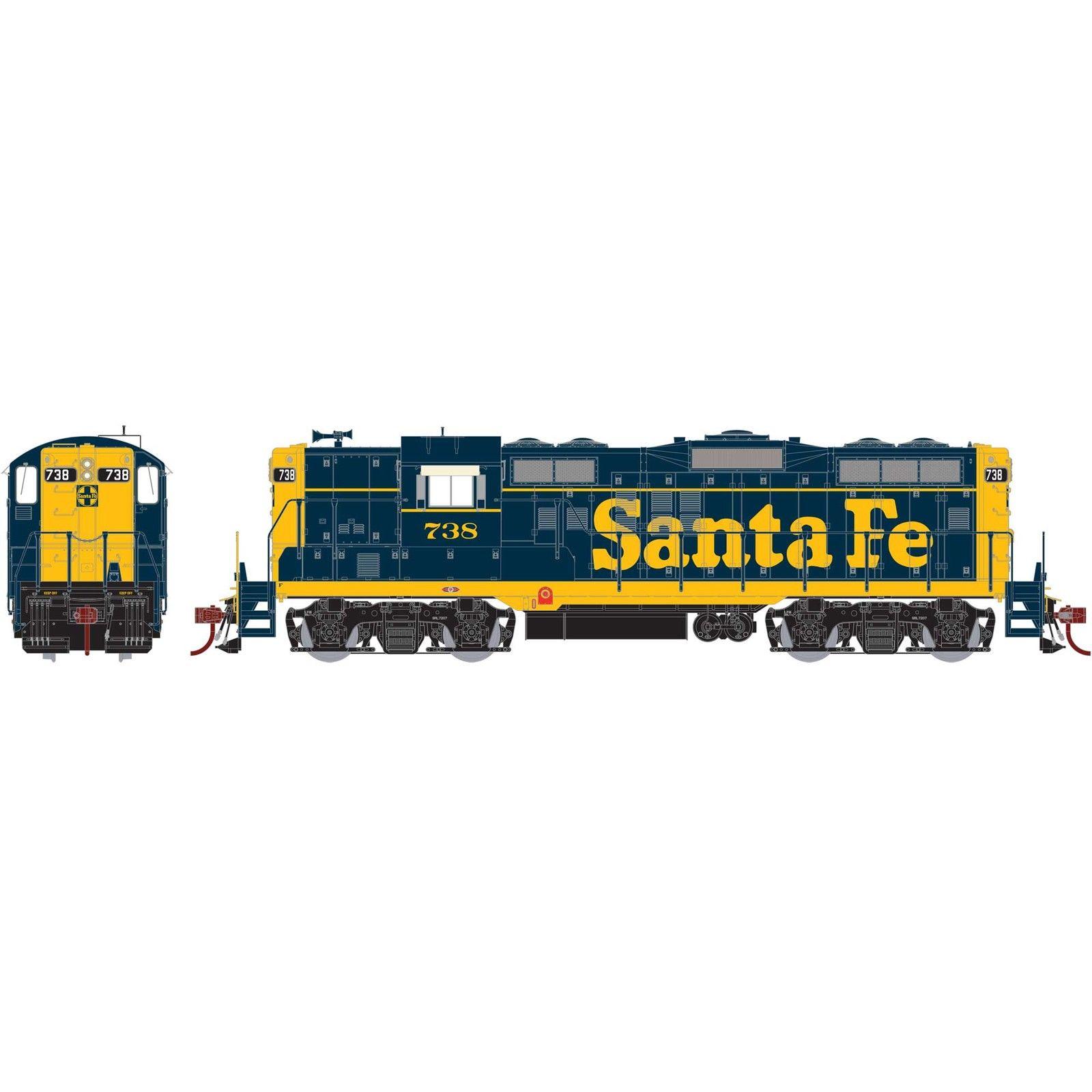 Locomotiva SD45T-2