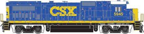 Locomotiva Dash 8-40B