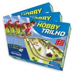Hobby Trilho Caixa B