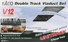 Conjunto de Trilhos V12