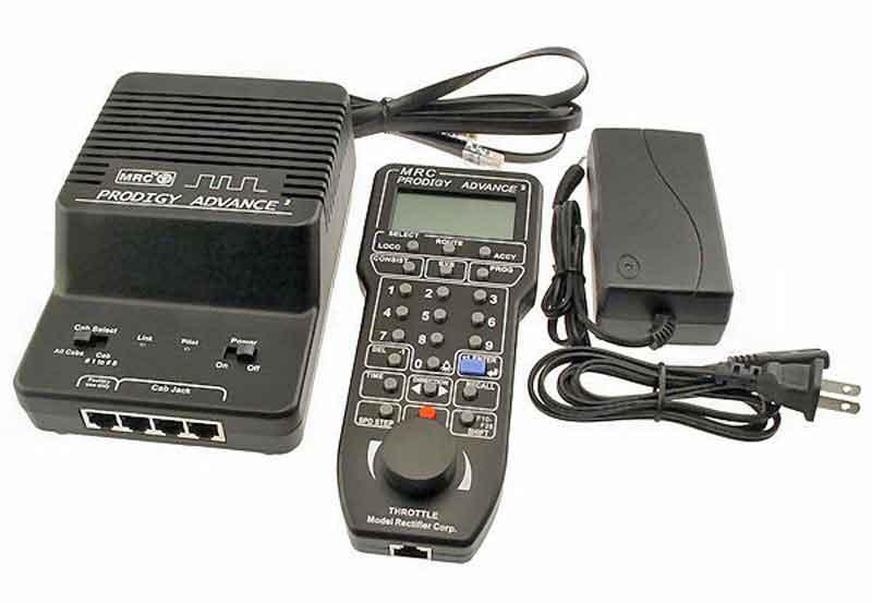 Controlador DCC  Prodigy Advance 2