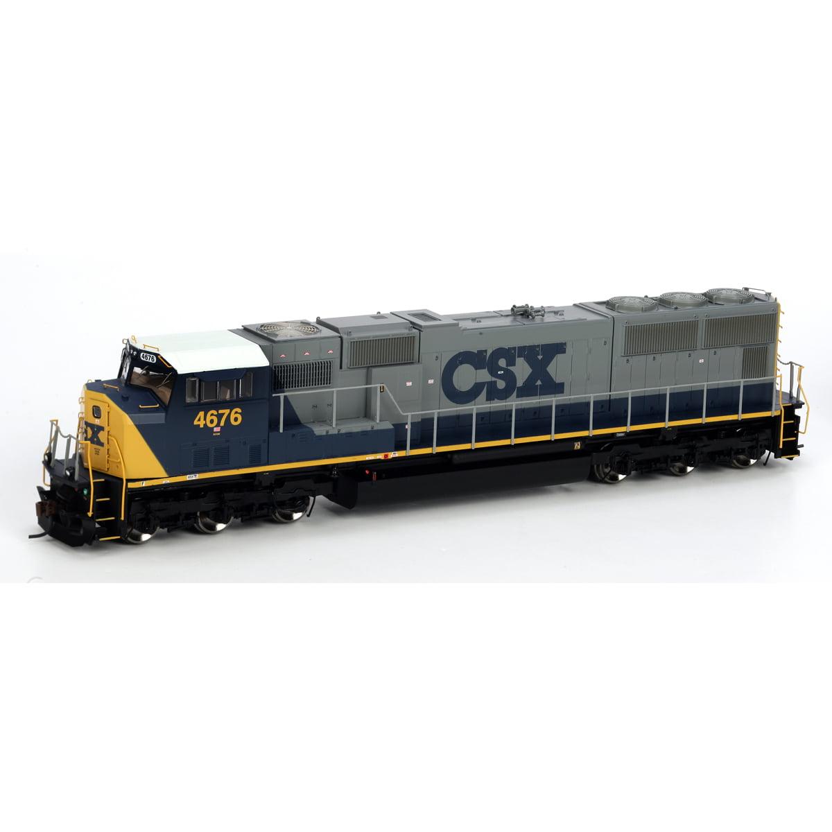 Locomotiva SD70M