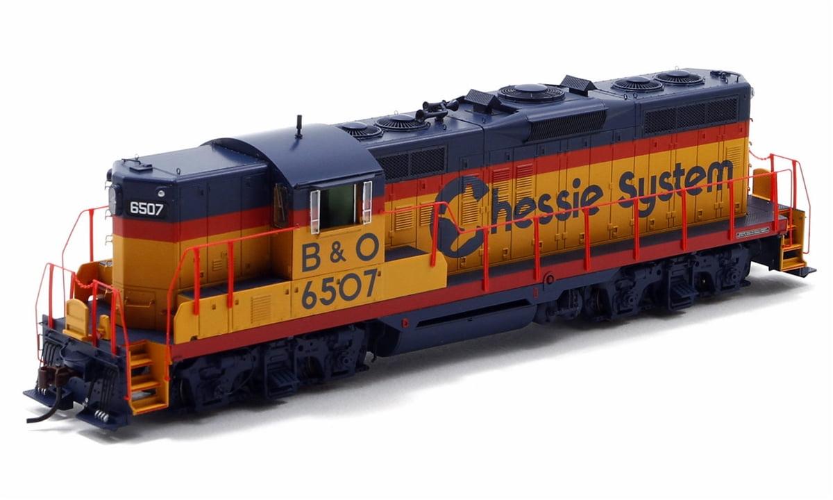 Locomotiva GP9