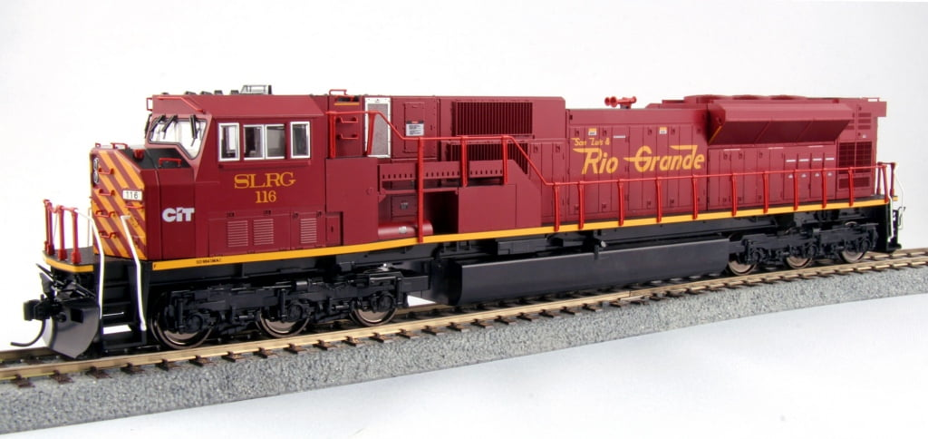 Locomotiva SD90/43MAC