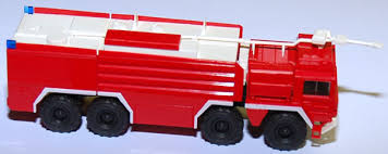 Caminhão MAN FLF Mamba