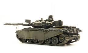 Tanque NL Centurion MK V battle ready