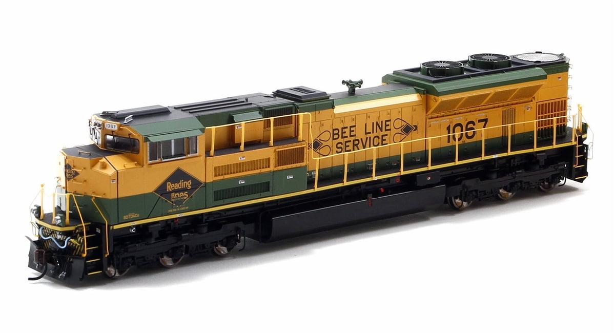 Locomotiva SD70ACe