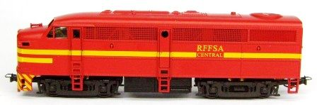 Locomotiva FA-1 RFFSA Central