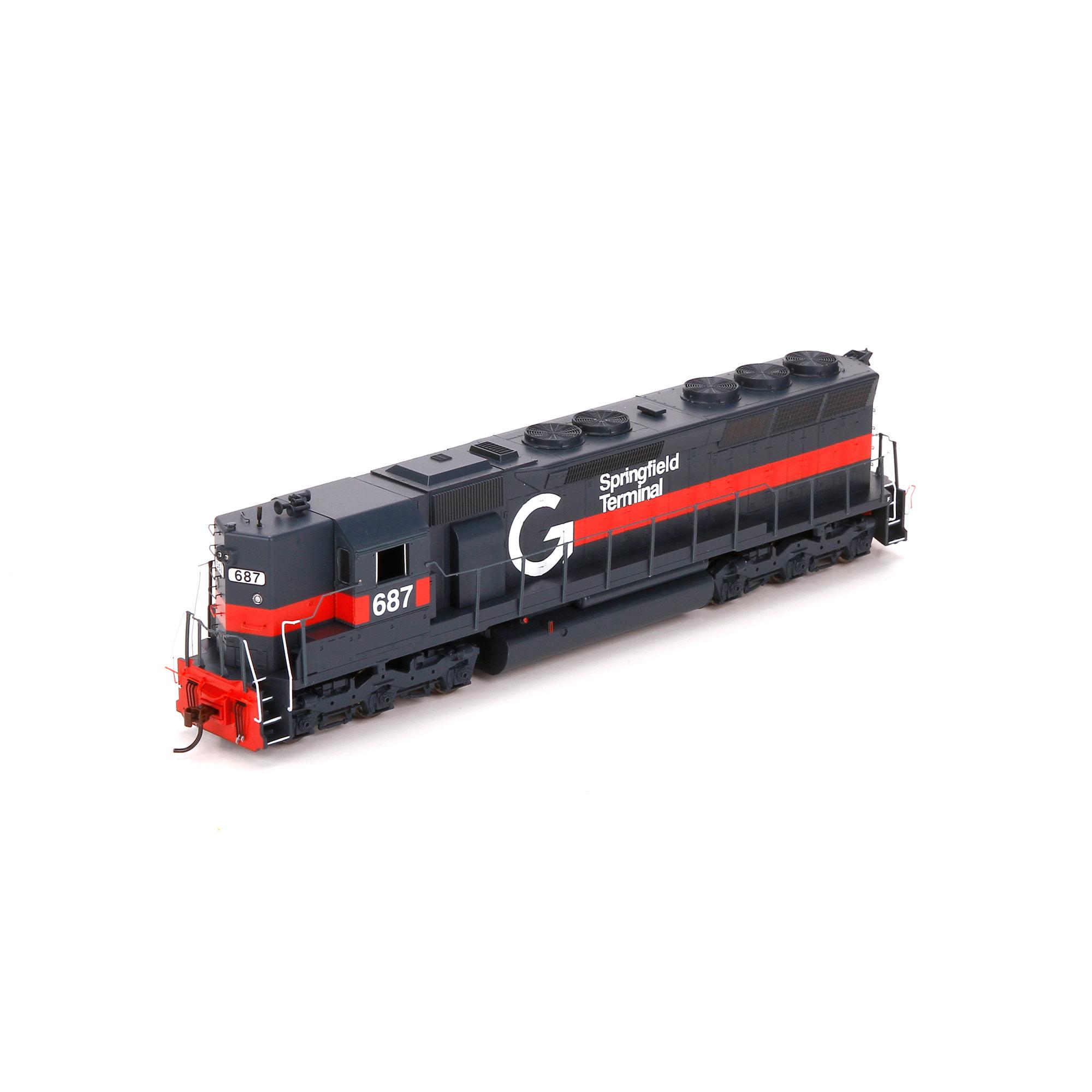 Locomotiva SD45
