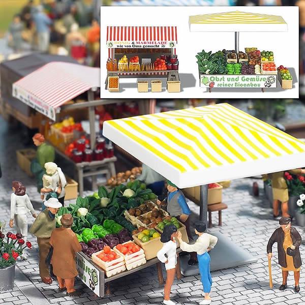 Barraca de Legumes e Frutas