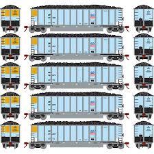 Conjunto de Vagões Union Pacific