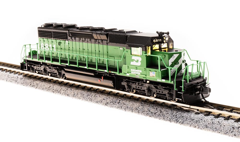 Locomotiva SD40-2 Com Som e DCC