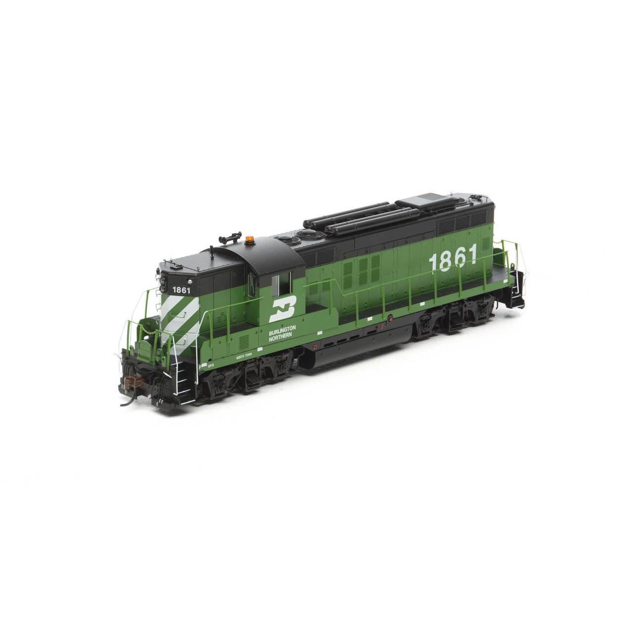 Locomotiva GP9 Com Som e DCC