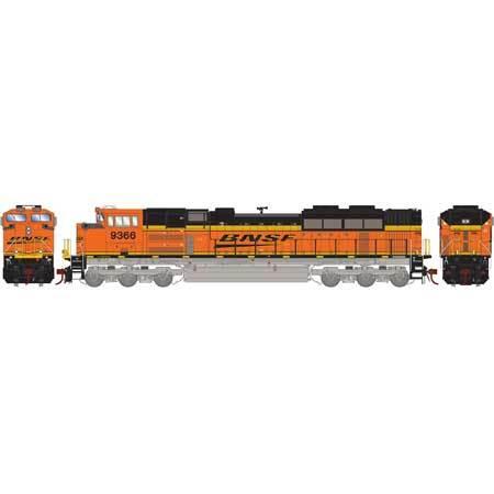 Locomotiva SD70ACe Analógica