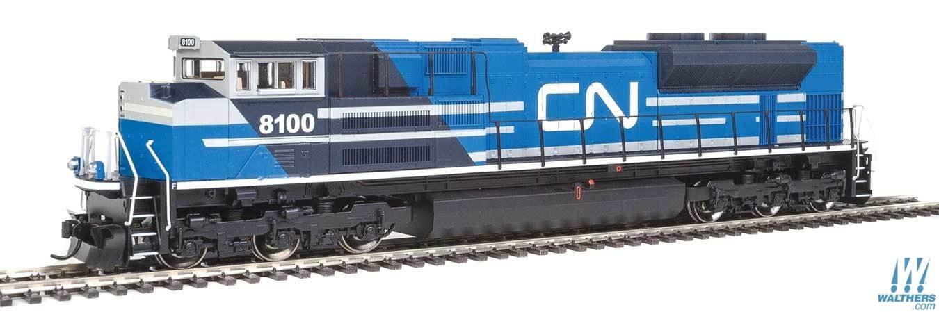 Locomotiva SD70ACe Com Som e DCC