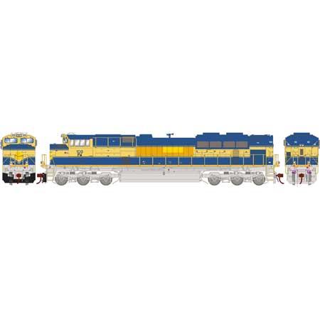 Locomotiva SD70M-2