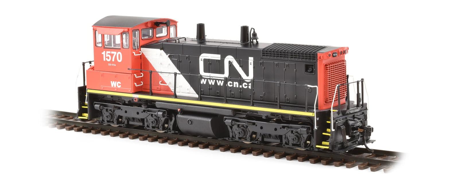 Locomotiva SW 1500 Som e DCC