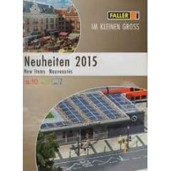 Catálogo de Novidades 2015