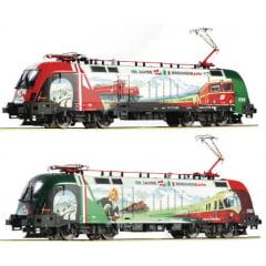 Locomotiva 1116 159 Com Som e DCC
