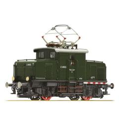 Locomotiva E69 Com Som e DCC