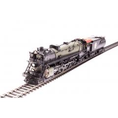 Locomotiva 4-8-4 Com Som e DCC