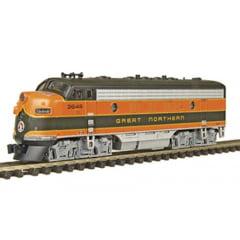 Locomotiva F3B