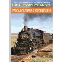 Época dos trens a vapor nos EUA