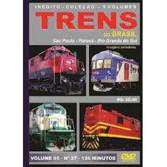 Trens no Brasil- VOL 05