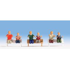 Figuras Sentadas