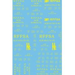 RFFSA Gaiolas ACB Bitola Métrica